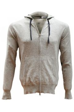 Gilet Andrew Mc Allister pull homme capuche zip gris(88703912)