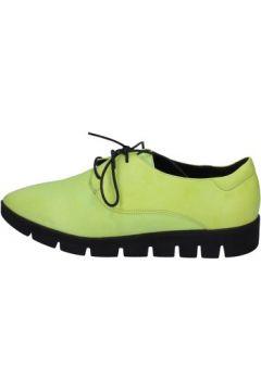Chaussures Vic élégantes vert cuir AK571(115443125)