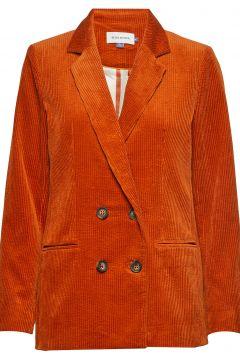 Dhpenelope Blazer Blazer Jackett Orange DENIM HUNTER(114151540)
