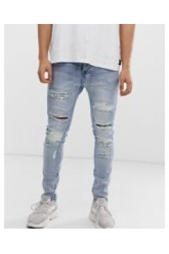 Sixth June - Superenge Jeans in Blau alt - Blau(92367616)