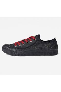 G-Star RAW Women Rovulc 50 years Denim Low Sneakers Black(121969991)