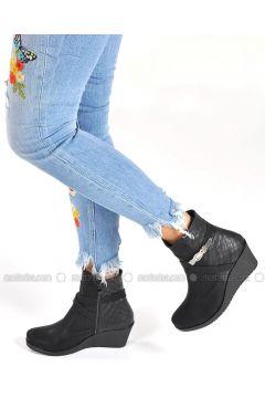 Black - Boot - Boots - Vizon(110330345)