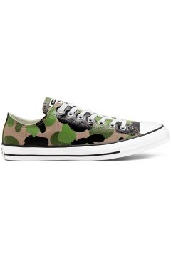 Archival Camo Chuck Taylor All Star Low Top Black(119290701)