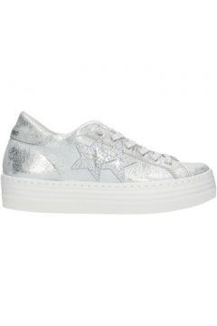 Chaussures Balada 2SD2437 BASKETS Femme argent(128004290)
