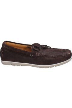 Chaussures K852 Son mocassins marron daim BT920(115442967)