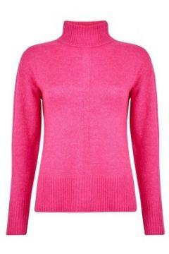 Pink Spandex High Neck Jumper(96800000)