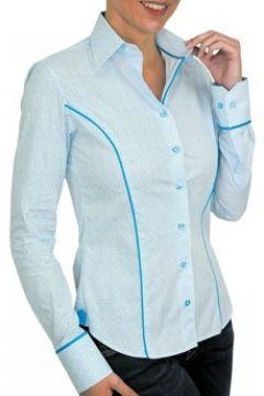 Chemise Andrew Mc Allister chemise imprimee daisy turquoise(115424096)