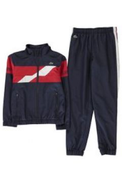 Lacoste Lacoste Tracksuit Junior Boys - Blu/Red KQN(109200673)