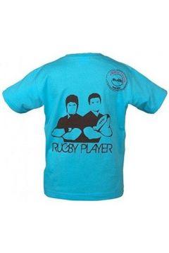 T-shirt enfant Ultra Petita Tee-shirt - Rugby player / fre(115399226)
