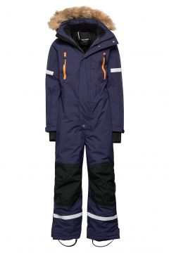 Frost Overall Outerwear Snow/ski Clothing Snow/ski Suits & Sets Blau TRETORN(116365618)