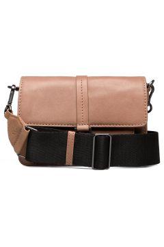 Milena Crossbody Bag, Antique Bags Small Shoulder Bags - Crossbody Bags Beige MARKBERG(109112855)