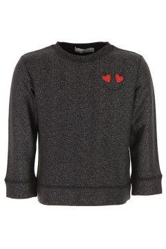 Sweatshirt Bio-Baumwolle Lurex Valeria(113869146)