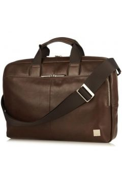 Sac ordinateur Knomo Newbury Leather Briefcase 15 pouces(101545337)