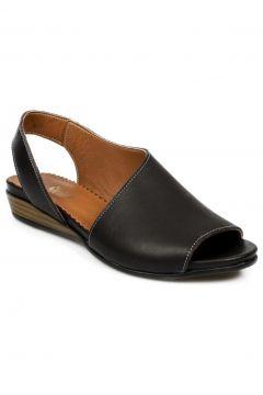Stella Kadın Siyah 20214 Z Casual Günlük Sandalet(110947514)