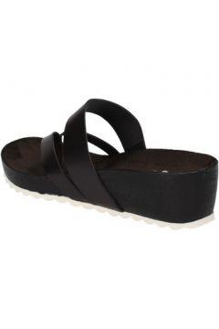Sandales 5 Pro Ject sandales noir cuir AC598(115393623)