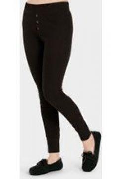 UGG Gail Bas de Jogging pour Femmes en Black, taille Moyenne   Coton(112238408)