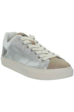 Chaussures Colmar Baskets Femme Bradbury Sound ref_col43524 Argent(115559994)