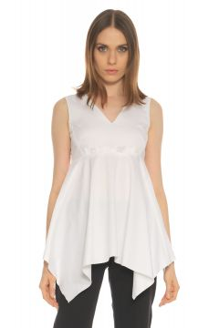 Penny Black-Penny Black Beyaz Bluz(125823043)