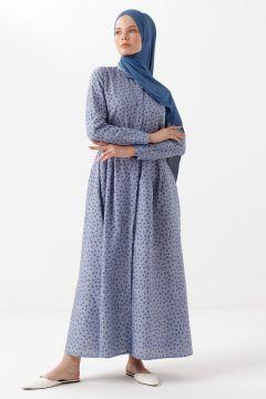 Robe Phull Bleu(119067776)