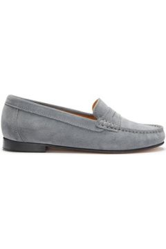 Chaussures Hugs Co. Mocassins penny daim(115428877)