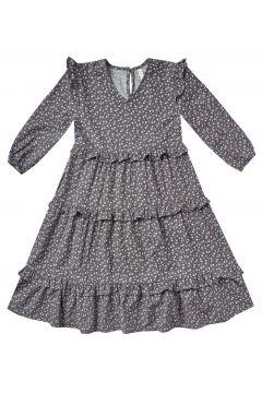Kleid mit Rüschen(121172282)