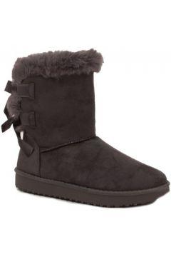 Boots Primtex Bottes fourrées avec ruban satiné et fourrure synthétique(88678810)
