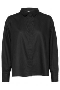 Bri Shirt Langärmliges Hemd Schwarz STYLEIN(117565263)