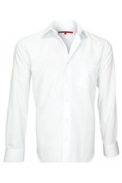 Chemise Andrew Mc Allister chemise tissu armuree business blanc(115424556)