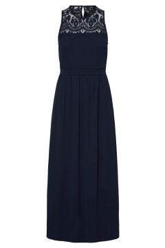 VERO MODA Maxi Kleid Damen Blau(111122967)