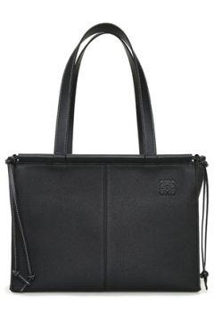 Loewe Kadın Small Siyah Deri Omuz Çantası EU(109265559)