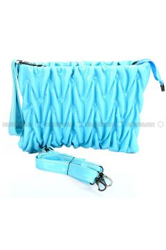 Blue - Clutch Bags / Handbags - Chicago Polo(110319400)