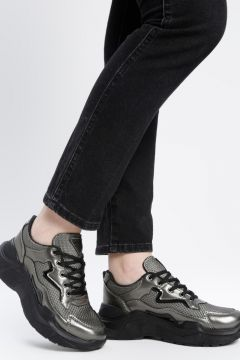 Chaussures De Sport Sidasa Argenté / Noir(109327167)