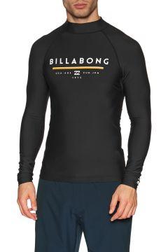 Billabong Unity Long Sleeve Rash Vest - Black(100268887)