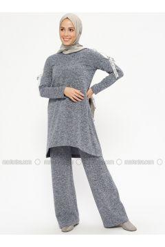 Navy Blue -- Pants - Pia(110335516)