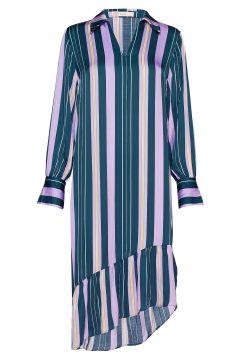 Lr-Dell Kleid Knielang Blau LEVETE ROOM(114165270)