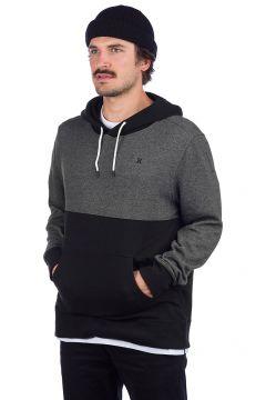 Hurley Crone Texture Hoodie zwart(94060843)