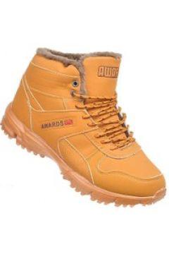 Pantofelek24.pl | Lekkie obuwie trekkingowe z ociepleniem CAMEL(112082632)