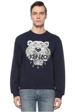 Kenzo Erkek SWEATSHIRT Lacivert S EU(122382542)