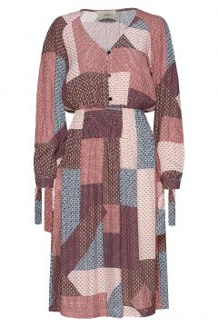 Woody Kleid Knielang Pink STIG P(114163218)