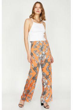 Koton Kadın Desenli Pantolon(118024469)