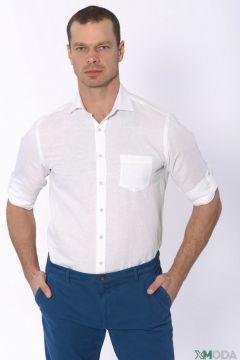 Рубашка с длинным рукавом(114865526)