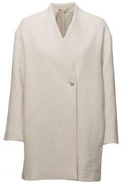 Park Coat Wollmantel Mantel Creme FILIPPA K(118236936)