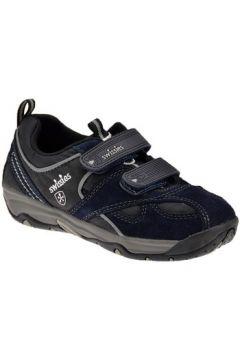 Chaussures enfant Swissies Mark Baskets basses(115494444)