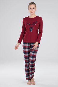 Blackspade Kırmızı Pijama Takımı(126442569)