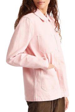 Brixton Karen Chore Coat Damen Jacke - Peachskin(123154775)
