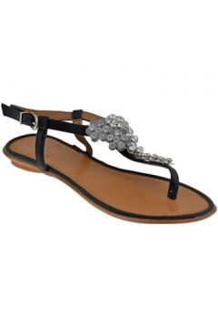Sandales Total Lookers 60829 Strass Tongs(127857974)