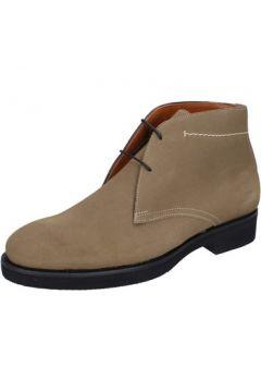 Boots Alexander bottines beige daim BY452(115395356)