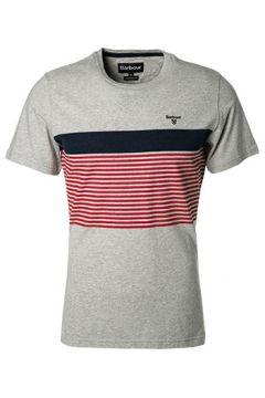 Barbour T-Shirt Braeside grey marl MTS0562GY52(116934477)
