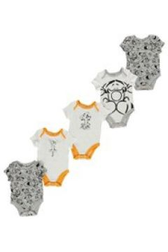 Character 5 Pack Vest Baby - Tigger(100543403)