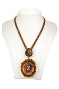 Collier mit Swarovski-Kristallen Konplott Gelbgoldfarben(111496715)